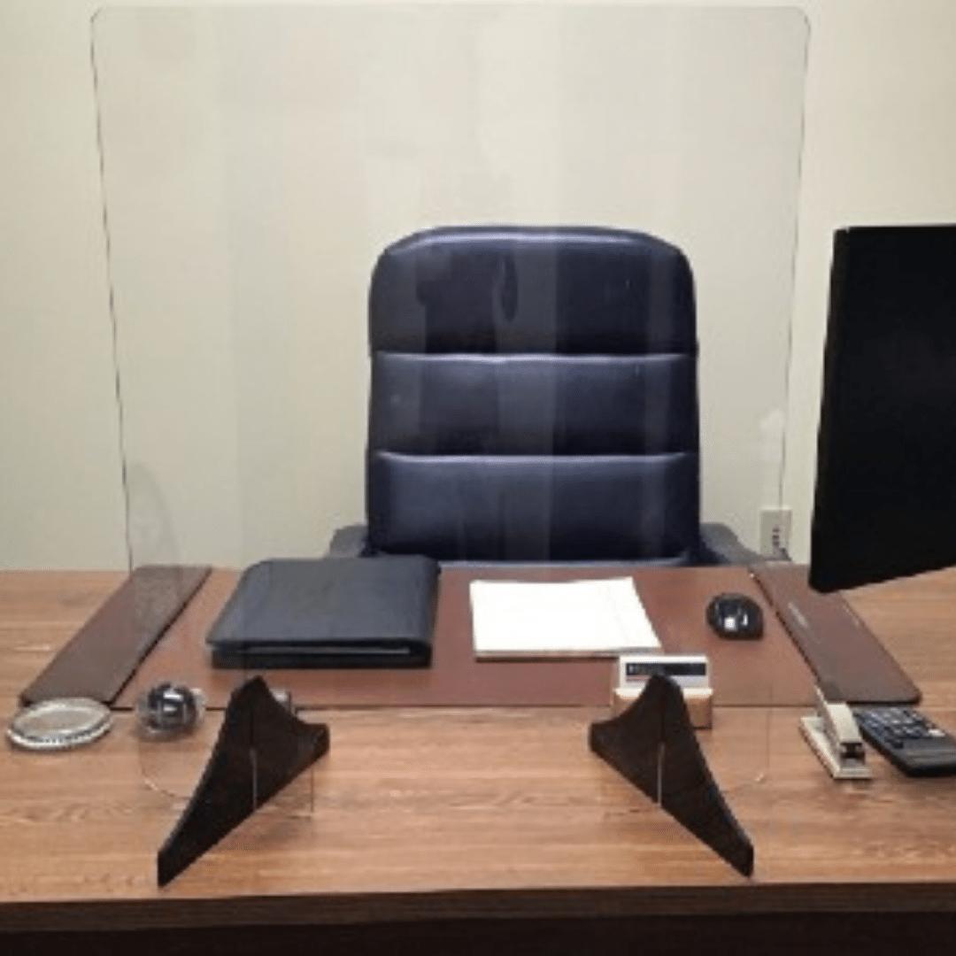 Desk Barrier
