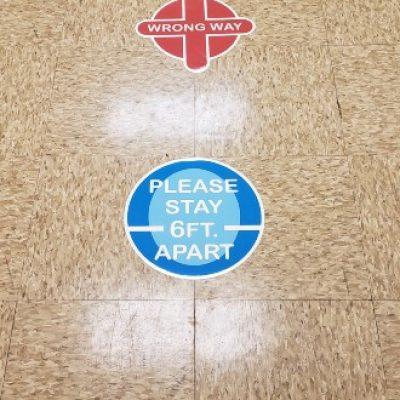 Vinyl Floor Decals